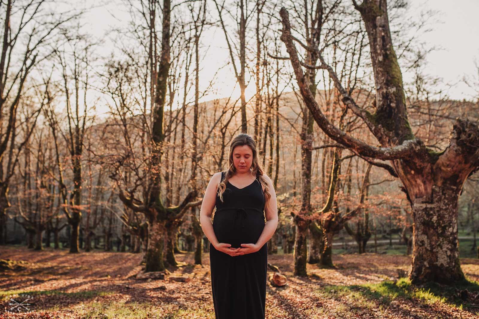 fotografía de embarazo en bilbao-17